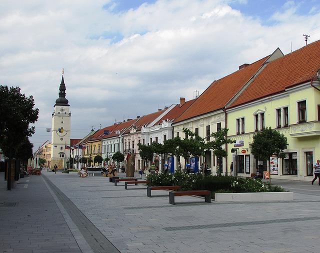 Trnava najkrajším mestom Slovenska